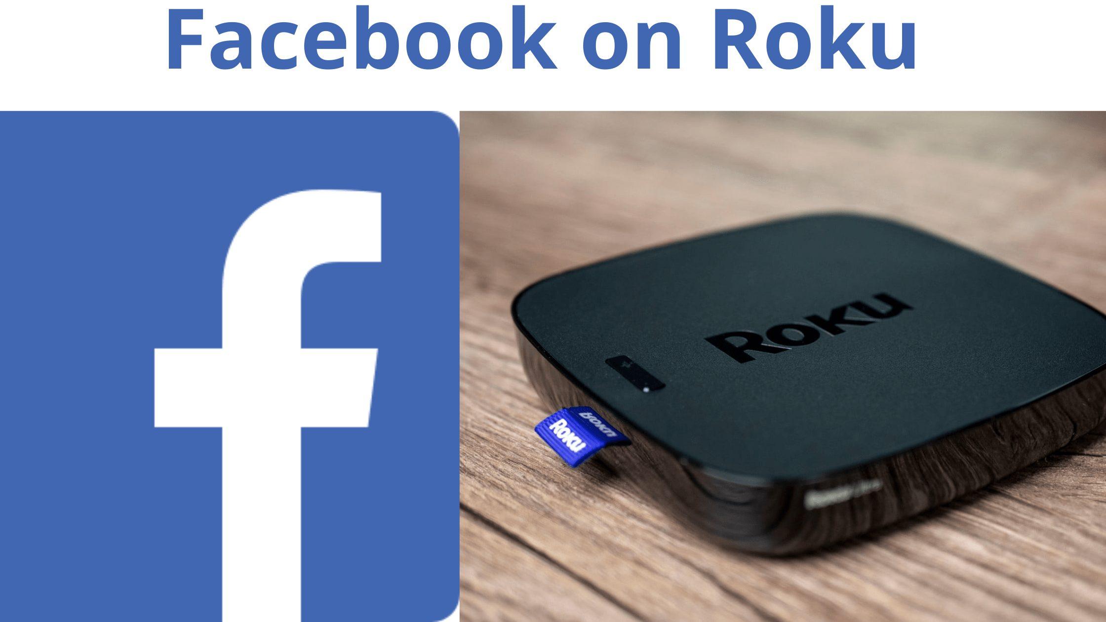 Facebook on Roku