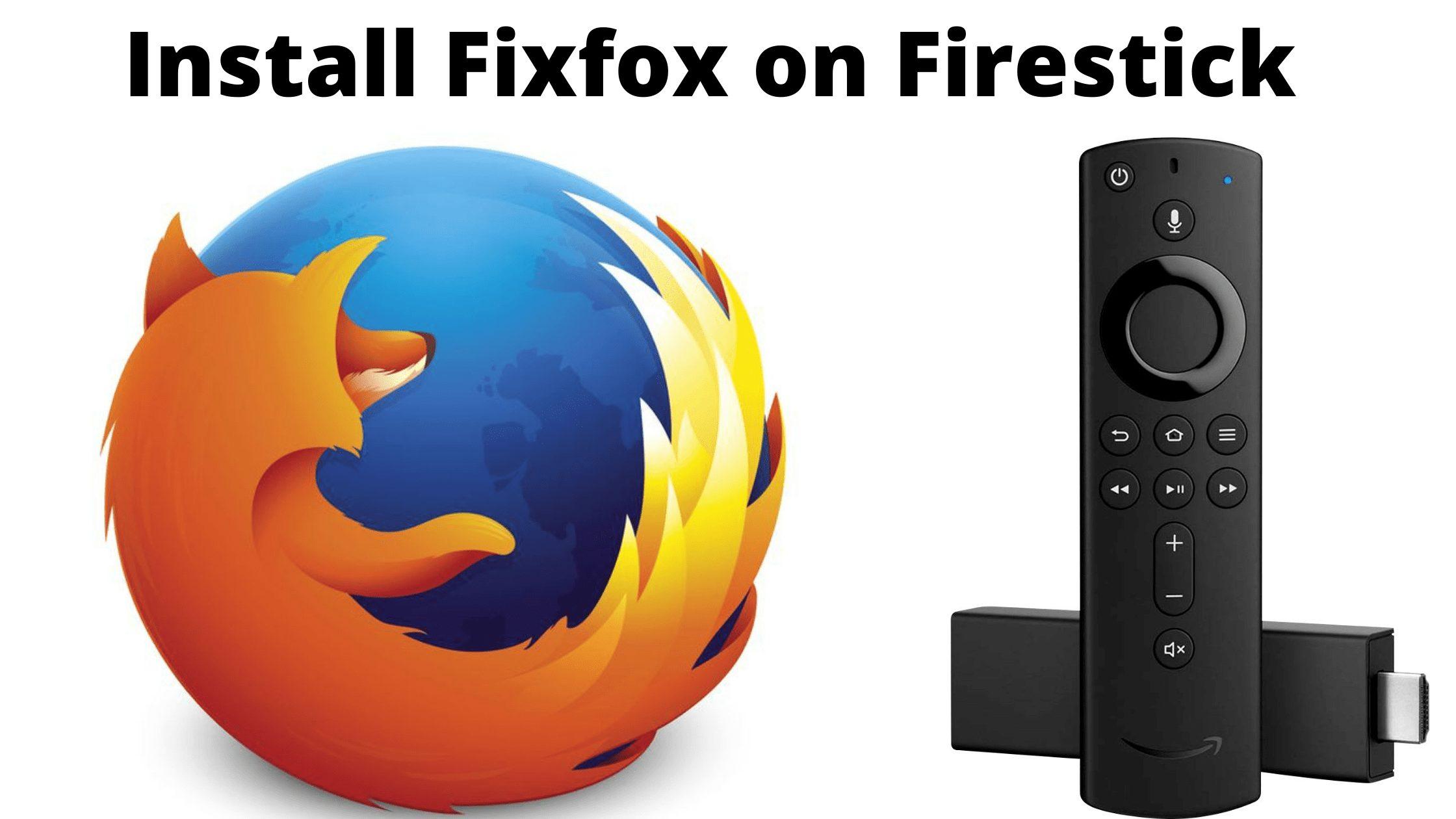 firefox on firestick