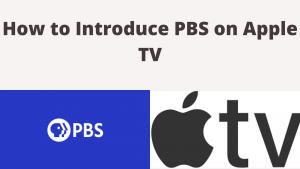 PBS on apple tv