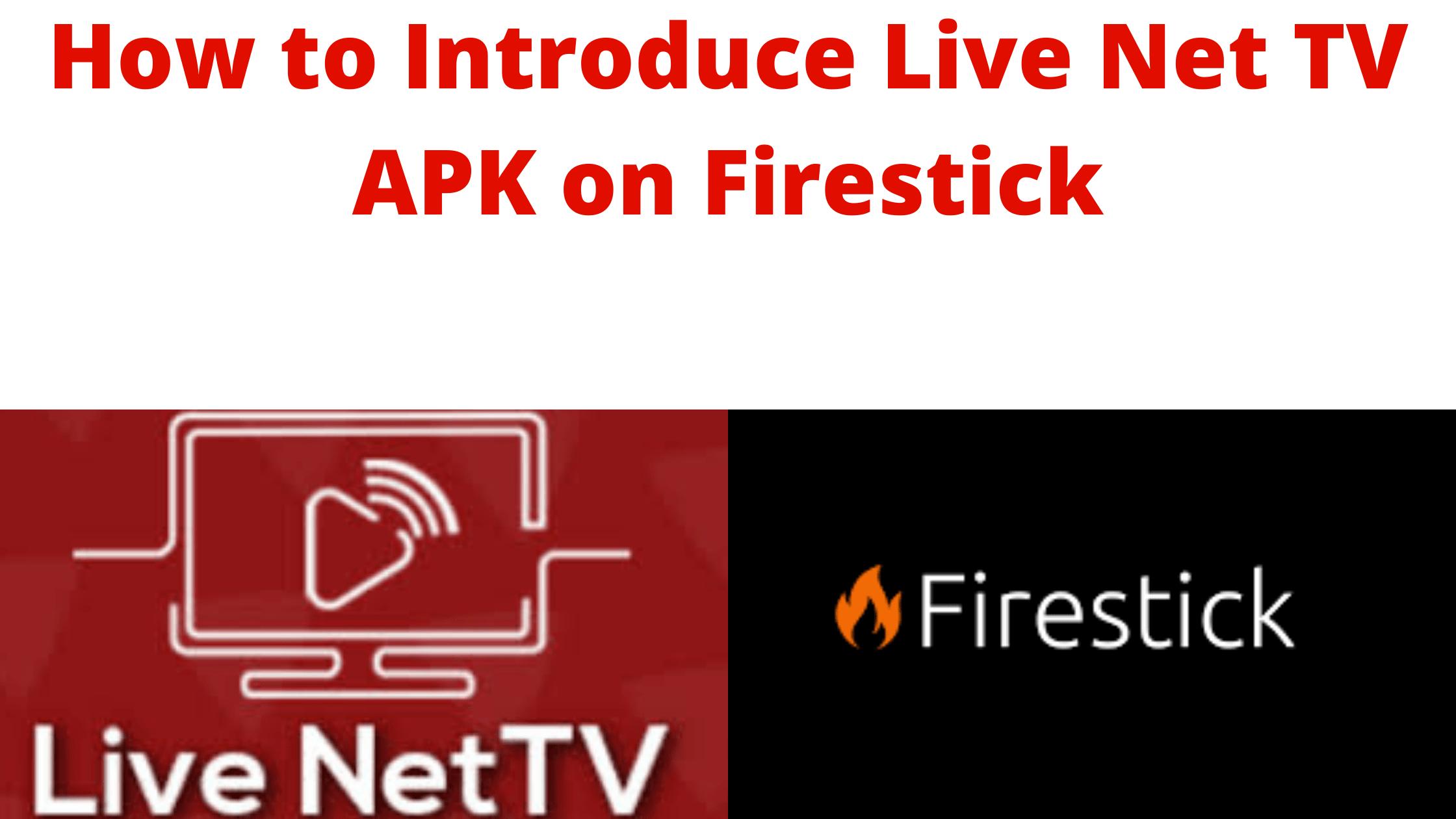 live net tv firestick