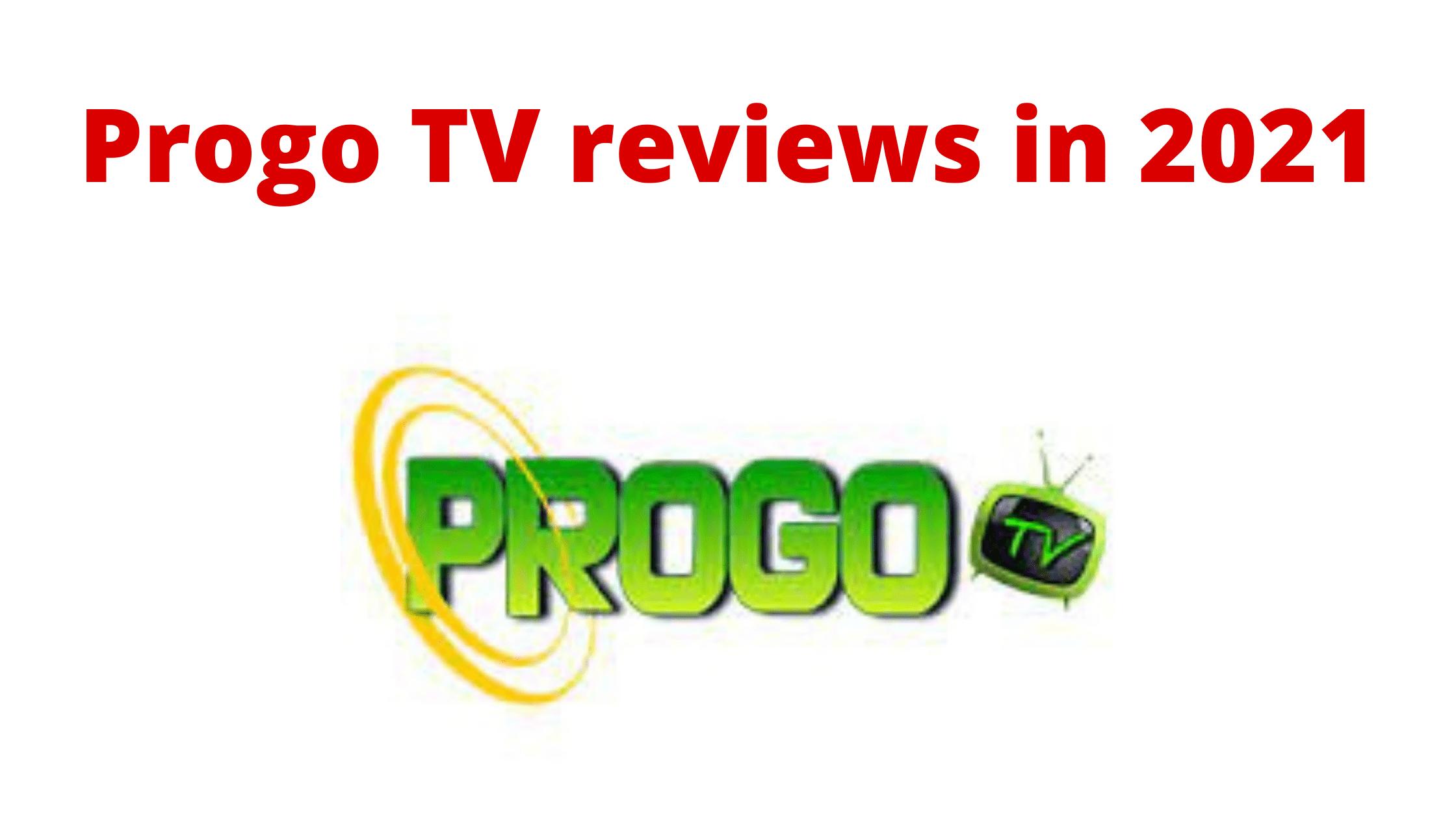 Progo TV