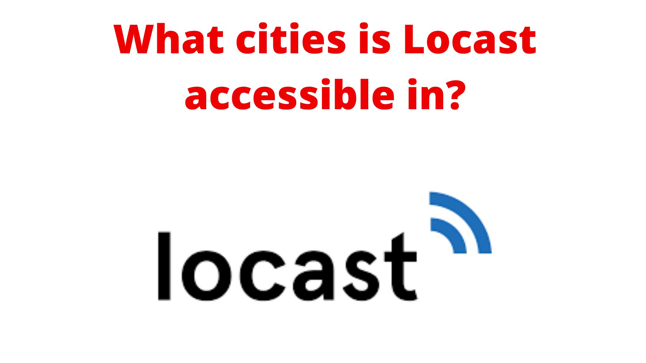 locast cities