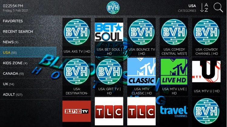 blerd vision hosting channels