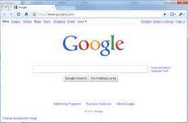 chrome open page